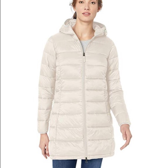 b4ce646f28b Amazon Essentials Jackets & Blazers - Amazon Essentials Women's Lightweight  Puffer Coat
